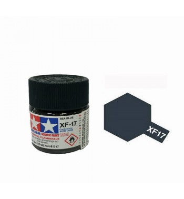 Peinture Tamiya X-F17 Bleu mer 10ml