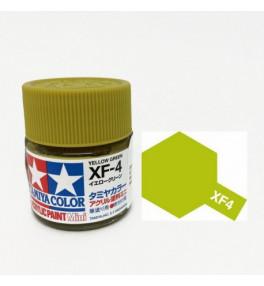 Peinture Tamiya X-F4 Vert jaune 10 ml