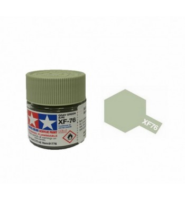 Peinture Tamiya X-F76 Gris vert acrulique Marine 10ml