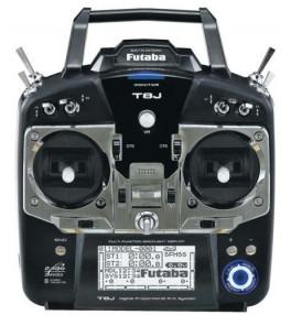 Radio Futaba 8J mode 2