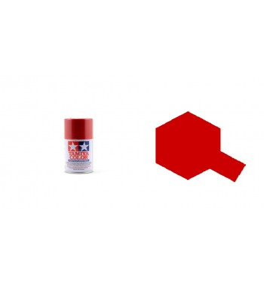 Bombe Peinture Tamiya  PS-15 Rouge Métallisé 100ml