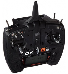 SPEKTRUM RADIO DX6