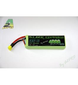 Black Lithium 2S 4000mah 35C