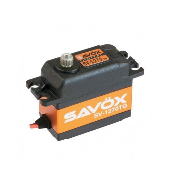 Servo Savox (7,4v-35kg-0.11s) SV-1270TG