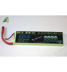 Black Lithium 2S 8000mah 35c