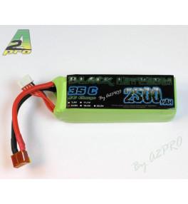 Black Lithium 4S 2500mah 35C