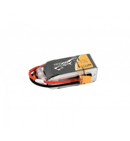 TATTU Batterie lipo 4S 75C...