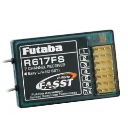 Recepteur Futaba R617FS