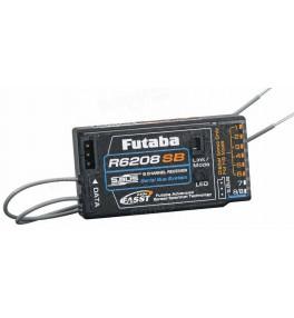 Recepteur Futaba R6208SB FASST