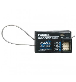 Récepteur Futaba R203GF...
