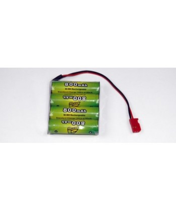 Batterie Nimh 4.8V 2500mAh JR