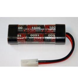 Batterie NiMh 7.2v 1600mAh...