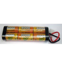 Batterie Nimh 7.2V 4000mAh...