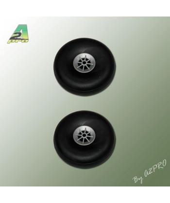 Roues airtrap 50mm