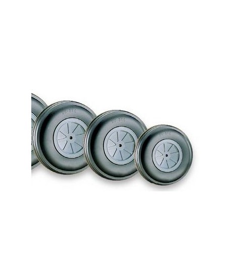 Roues Dubro 114mm