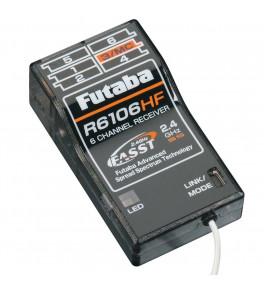 Récepteur Futaba R6106HF FASST