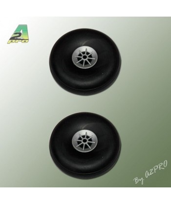 Roues Airtrap 100mm A2PRO