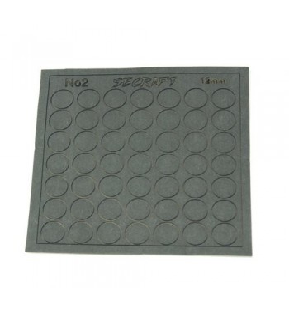 SECRAFT Pad anti vibration...