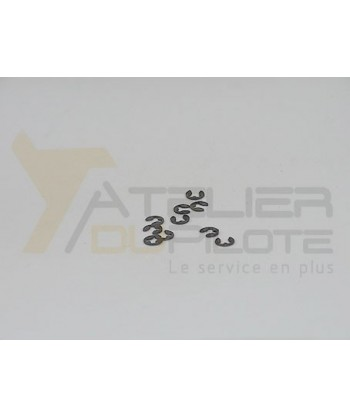 Circlips 1.9mm (10pces)