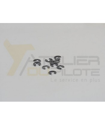 Circlips 2.3mm (10pces)