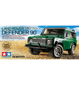 TAMIYA Land Rover Defender...