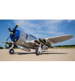 E-FLITE P47 Razorback 1.2M...