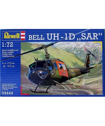 REVELL Hélicoptere UH-1D...