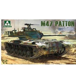 TAKON Maquette Char M47...