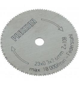 Lame de scie pour Micro cutter MIC