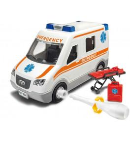 REVELL Ambulance Kit Junior...