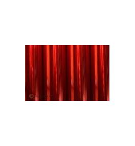 Oracover rouge transparent 1m