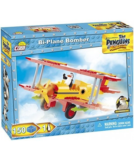 Kit a monter Avion bi-plan  26150