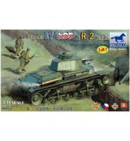 BRONCO maquette militaire...