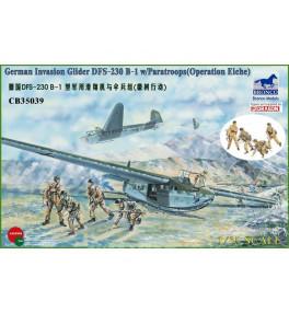 BRONCO Planeur allemand 35039
