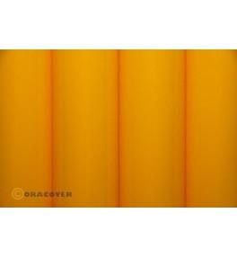 Oracover jaune CUB 1m