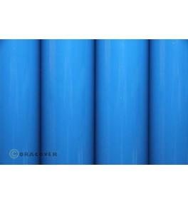 Oracover bleu transparent 1m