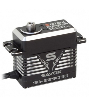 "SAVOX Servo""Black Edition""..."