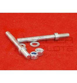 Axe de roue 5mm (2 pces)
