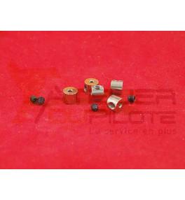 Bague d'arrêt 1.6x6mm (5 pces)