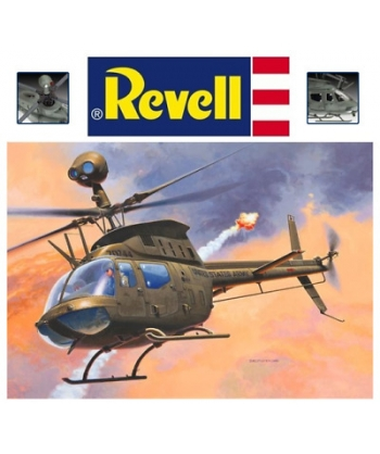 REVELL Hélicoptere Bell...