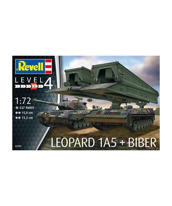 REVELL Leopard 1A5 &...