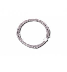 Cable acier inox Tréssé...