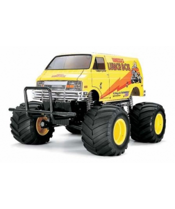 TAMIYA Lunch box 2005 58347