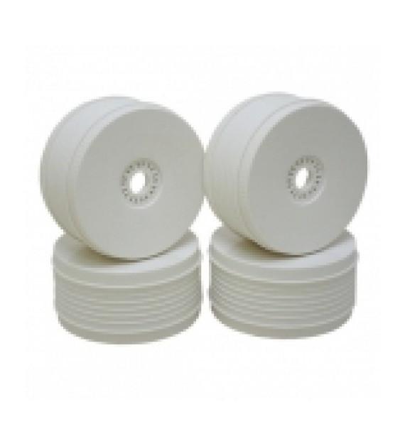 PROCIRCUIT Jantes blanches Vortex (4 pcs)) PCY0103-W