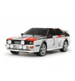 TAMIYA Audi quattro rallye...
