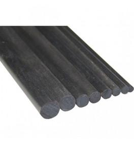 Jonc carbone 2.5mm