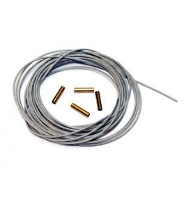 SECRAFT Câble de commande 1mm