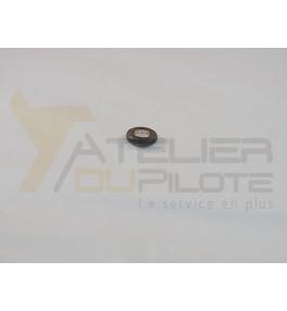 Roulette de queue alu 15mm