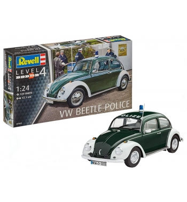 REVELL VW Beetle Police...