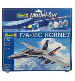 REVELL Avion F/A-18C Hornet...